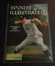 Sports Illustrated May 4, 1959 Bob Turley Native Dancer Donald Campbell May '59