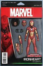 Invincible Iron Man #1 (Vol 3) Action Figure Variant
