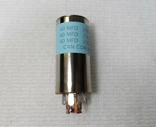 Collins 75S-1, 75S-2, 75S-3/A/B/C NEW Chassis Mounted Replacement Capacitor Can