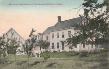 Postcard The Old Homestead at Twin Lakes Convene Maine
