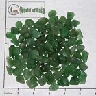 AVENTURINE, Green, mini-xsm tumbled 1/2 lb bulk stones quartz