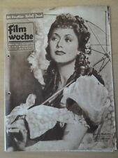 FILMWOCHE 45/46 - 2.12. 1942 Herta Mayen Dora Komar Hans Moser Magda Schneider