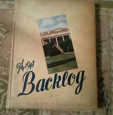 1948 BACKLOG Yearbook DAVID LIPSCOMB COLLEGE Nashville