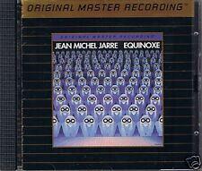 Jarre, Jean Michel Equinoxe MFSL Gold CD udcd 647 uii O