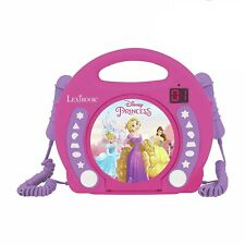 Disney Princess CD Player with Mic double mic
