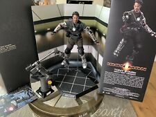 Hot toys Iron Man Tony Stark Mech Test + Dum-E Robot Deluxe Version