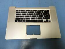 """MacBook Pro 17"""" A1297 2009 Top Case Keyboard Palmrest 30day Warranty"""