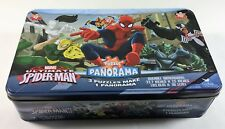 Marvel Comics JIGSAW PUZZLE PANORAMA Ultimate Spider-Man in Tin