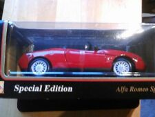 Maisto Alfa Romeo Contemporary Diecast Cars, Trucks & Vans