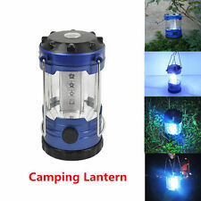New 12 LED Camping Outdoor Light Portable Tent Compass Night Lamp Lantern Hiking
