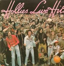 The Hollies (vinilo Lp) viven Hits-Polydor - 2383 428-UK-en muy buena condición/en muy buena condición+