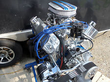 347 ROLLER STROKER  HI PERFORMANCE  FORD  ENGINE  BY CRICKET CR# EFHRBL - 19