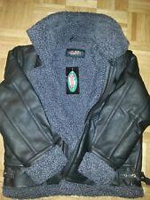 Designer-K.-Leder Damen Winter Jacke 40