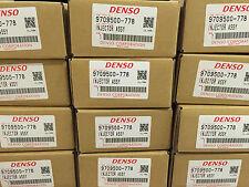 Toyota Hilux Fuel Injectors - KUN16/26 Diesel 03.08-08.09 1KD-FTV x Qty 4 DENSO
