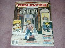CINEFANTASTIQUE vol.18 no.2/3, Movie Posters of the 1950's, FREE SHIPPING USA