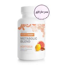 doTERRA Slim&Sassy Metabolic Blend - Detox Fat Burning Weight Loss - 90-Capsule