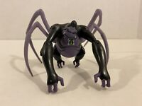 Ben 10 Ultimate Spidermonkey Action Figure Bandai 2010 (Complete w/ Spider Legs)