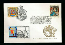Christkindl-Kombi 1993 mit St.Nikola Donau und St.Nikola Pram  (CH16)