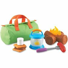 Learning Resources Sprouts Campout Set 5 Pcs Ast 9247