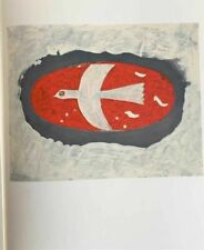 Braque. Derriere Le Miroir. 166. Mit 4 Original Farblithographien. Braque, Georg