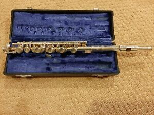 Gemeinhardt 4SP Piccolo with Case Nice Condition