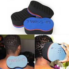 1pcs Magic Original Barber Hair Brush Sponge For Dreadlocks Twist Coil Afro Curl