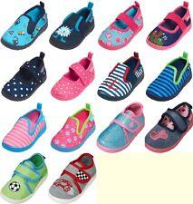 Playshoes Baby Kinder Hausschuhe Mädchen Jungen Eule Baustelle Reh Gr. 18 bis 29