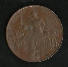 10 ct Dupuis 1913 TTB