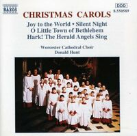 Worcester Cathedral Choir - Christmas Carols [CD]