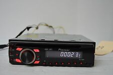 PIONEER DEH-1300MP CAR STEREO RADIO CD/MP3 AUX AFTERMARKET TESTED Q37#012