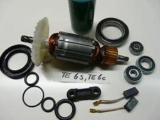 36 - Hilti TE 6C, TE 6S Anker mit Pleuel +  Reparatursatz, Verschleissteilesatz