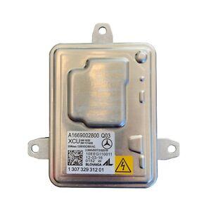 NEW OEM AL Mercedes Benz C GL GLK ML SL SLK Xenon Headlight Ballast 1669002800