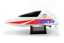 Volantex TUMBLER RED Mini Racing Boat - Ready To Run with Charger & Battery
