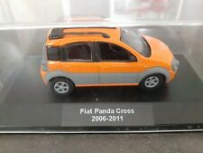 1/43 fiat panda cross 2006 2011 box