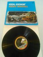 KENNY BURRELL - COOL COOKIN' LP EX!!! UK 1ST PRESS CHECKER 6467 310