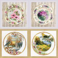 RIOLIS - Plates - Counted Cross Stitch Kits
