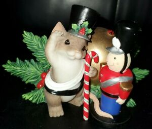 """Charming Tails """"I Solute You"""" CHRISTMAS DEAN GRIFF NIB Soldier 86/165"""