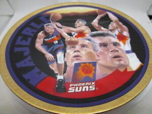 Sports Impressions *DAN MAJERLE* NBA Basketball Gold LE  Plate MIB c34 617/7500