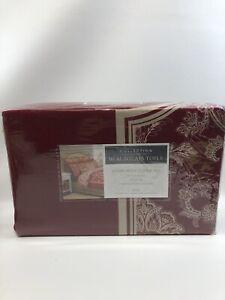 Charter Club Beaujolais Touile Comfortee Cover Set & Decorative Accent Set- Full