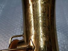 1926 FRANK HOLTON ALT / ALTO SAX / SAXOPHONE - made in USA
