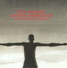 NITIN SAWHNEY - LONDON UNDERGROUND: INSTRUMENTALS & REMIXES NEW CD