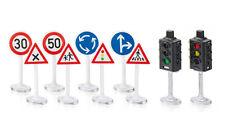 SIKU 5597 SIKUWORLD Traffic Lights and Road Signs
