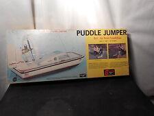 Sterling Puddle Jumper R/C Air Boat/Amphibian
