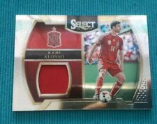 SELECT 2017 2018 XAVI ALONSO PATCH CON TROZO DE CAMISETA