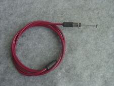 Cable de cambio Original Shimano Positron PPS 1650 mm rojo oscuro sin palanca