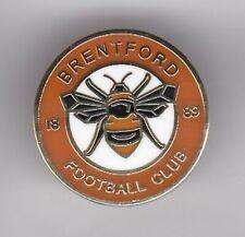 Brentford  - lapel badge brooch fitting