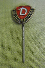 DDR Anstecknadeln - Dynamo Dresden