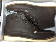 Dickies Stiefel Boot Winter Edel CAST Gr:46 US:12 Braun Leder Brown NEU NEW