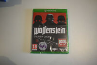 wolfenstein the new order xboxone xbox one neuf sous blister