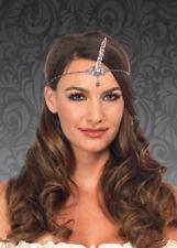 Leg Avenue Silver Unicorn Horn Headband